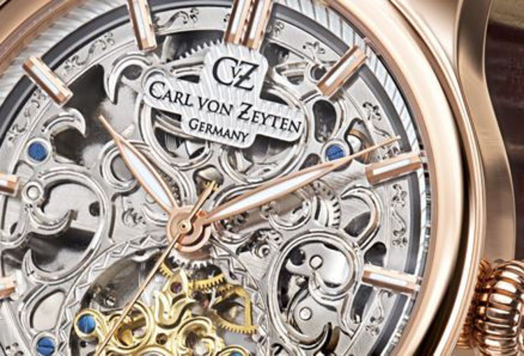 Immagine di Orologio Automatico Carl Von Zeyten   CVZ0014RSL