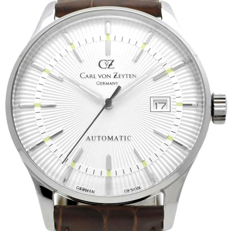 Immagine di Orologio Automatico Carl Von Zeyten Da Uomo | CVZ0004WH