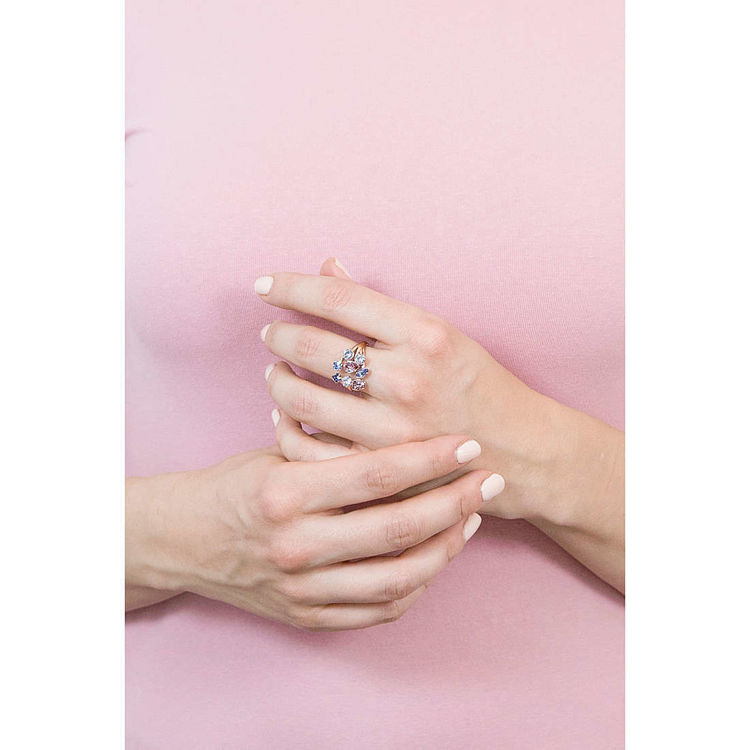 Immagine di Anello Donna Brosway Affinity Con Pietre | BFF104C