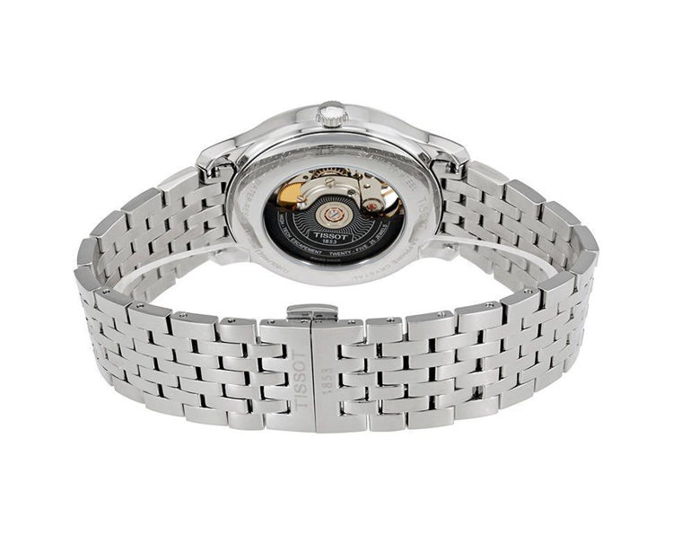 Immagine di Orologio Automatico Tissot Tis Tradition Powermatic 80 Open Heart | T063.907.11.058.00