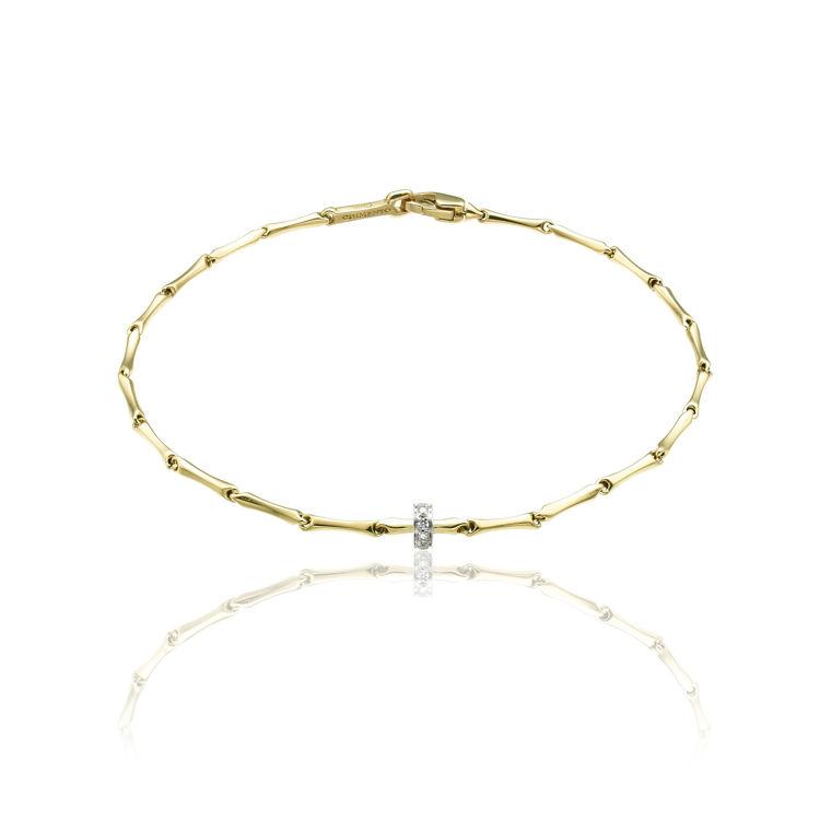 Immagine di Bracciale Chimento  Donna in Oro Giallo e Diamanti 1B05354B12