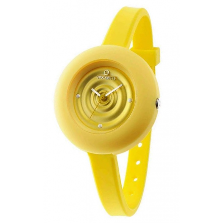 Immagine di Orologio Ops Objects Donna Giallo | COD.OPSPW-293