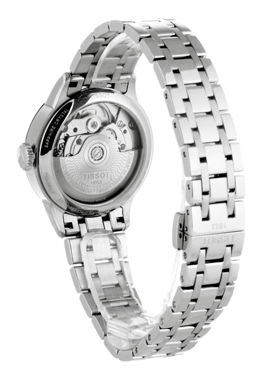 Immagine di Orologio Automatico Donna Tissot Chemin Des Tourelles Powermatic 80   T099.207.11.116.00