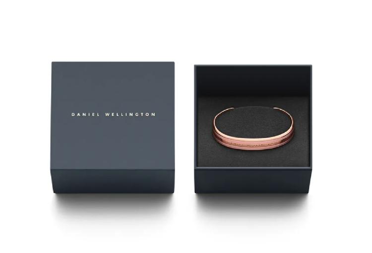 Immagine di Bracciale Daniel Wellington Classic Bracelat Gold Dusty Rose | DW00400010
