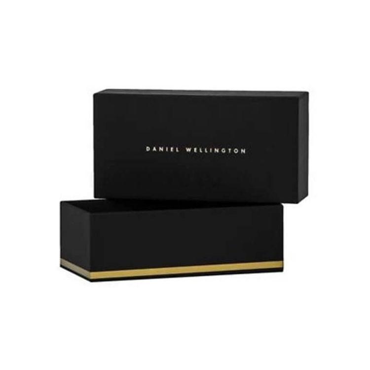 Immagine di Bracciale Daniel Wellington Classic Bracelet Silver Satin White   DW00400008