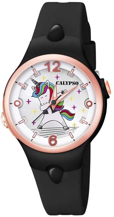 Immagine di Orologio Calypso Da Bambina Con Unicorno | K5784/8