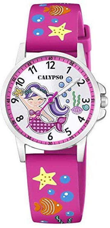 Immagine di Orologio Calypso Multicolore Da Bambina | K5782/3