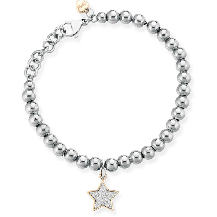 Immagine di Bracciale Donna Ops Objects Glitter Con Charm Stella   OPSBR-433