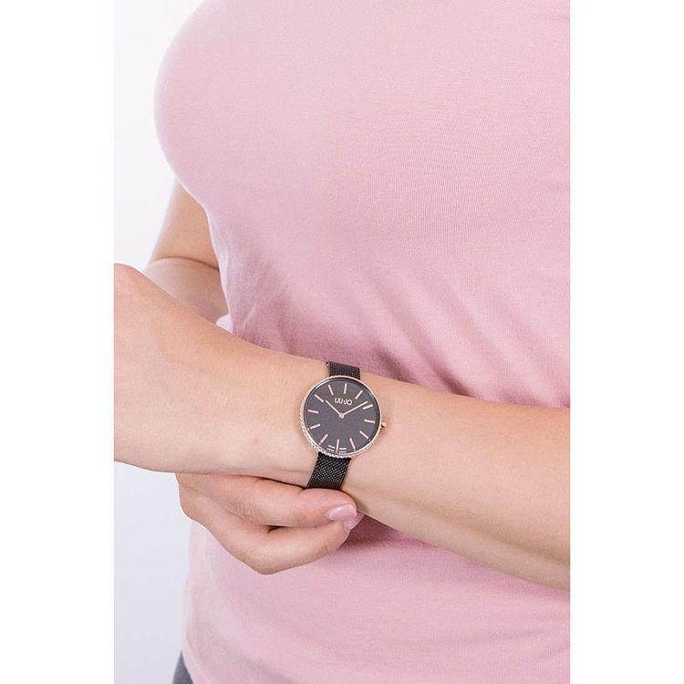 Immagine di Orologio Donna Solo Tempo Liu-Jo Glamour Globe Maxi | TLJ1416