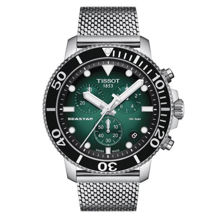 Immagine di Orologio Cronografo Tissot Uomo Seastar 1000 Chronograph |T120.417.11.091.00
