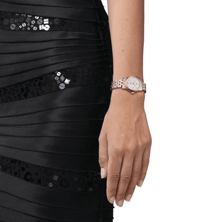 Immagine di Orologio Tissot Donna Automatico Le Locle Automatic Lady (29.00) Special Edition | T006.207.22.036.00