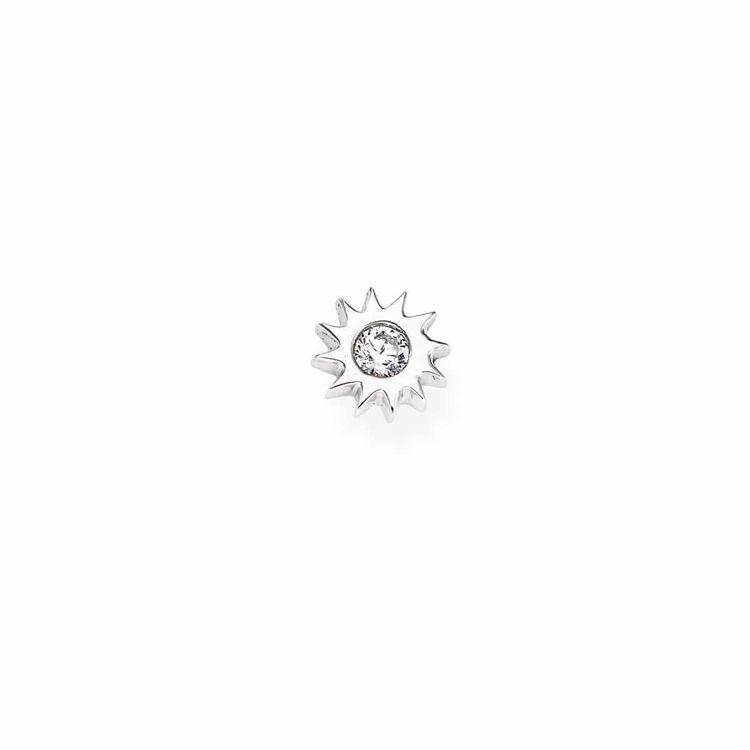 Immagine di Mono Orecchino Donna In Argento Gioielli Amen | EB28