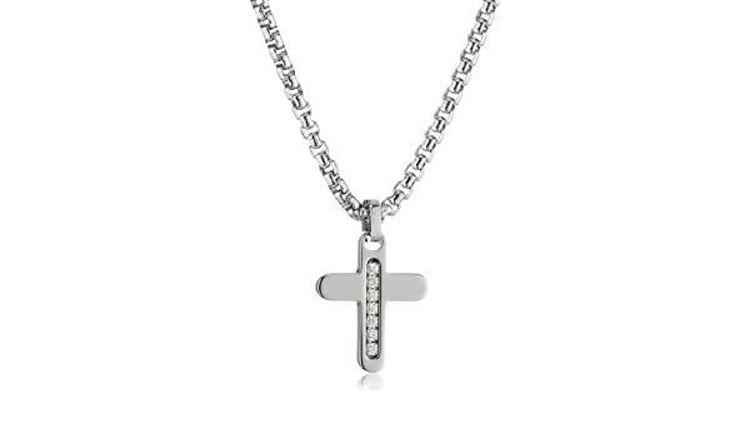 Collana Donna Con Croce Gioielli Nomination Cross    023808/010