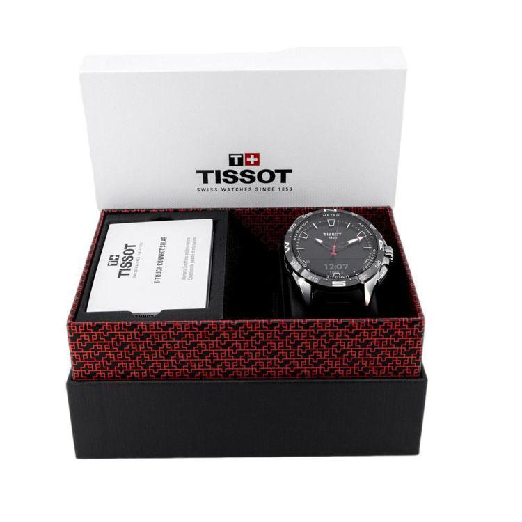 Tissot T-Touch Connect Solar | T121.420.47.051.00