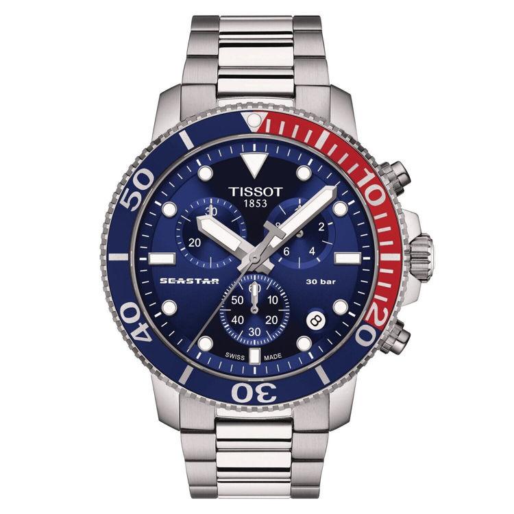 Orologio Uomo Tissot Seastar 1000 Quartz Chronograph   T120.417.11.041.03