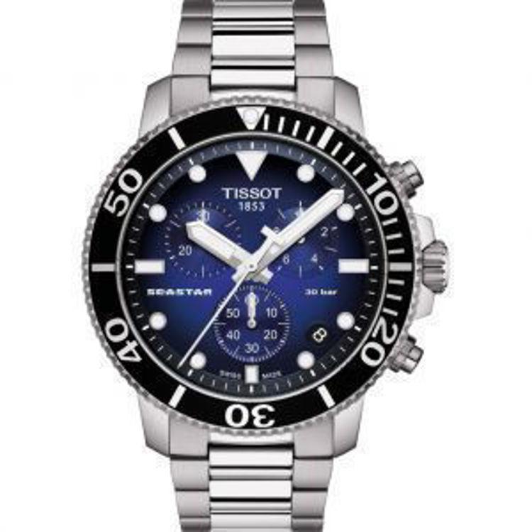 Orologio Uomo Tissot Seastar 1000 Quartz Chronograph   T120.417.11.041.01